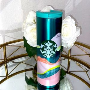 Starbucks Spring Release Vacuum Stainless Tumbler